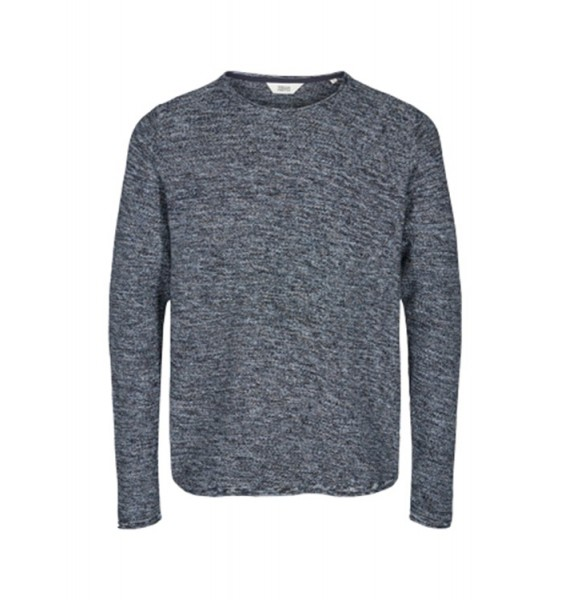 FEGAN O-NECK NAVY